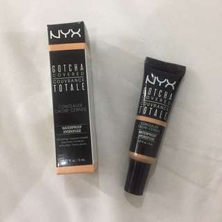 Nyx total covered concealer