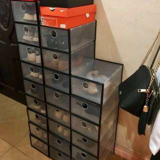 SHOE BOXES FOR SALE