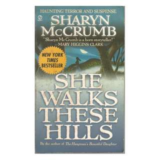 Sharyn Mc Crumb - She Walks These Hills