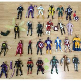 Marvel Legends (Check Description Below for Pricing)