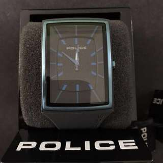 Police Watch - model: PL-13077MPGYBL-02