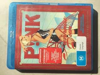 Pink Funhouse Tour DVD