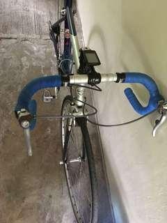 Road bike (good condition) rush