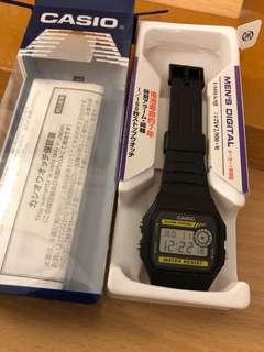 casio 文青 手錶 watch not 精工 g shock