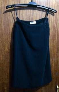 Giordano black skirt