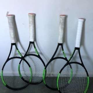 X4 Wilson blades