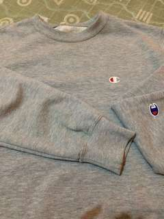 champion basic logo crewneck