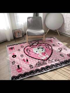 Hello Kitty Baby Crawl Carpet