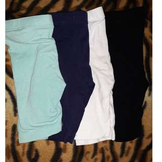 Set of leggings
