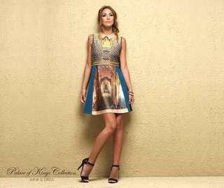 Plains & Prints Jaipur Dress (Limited Edition)