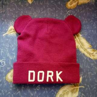 Dork Mouse Beanie
