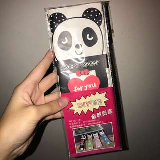 [NEW] - Panda Pencil Case