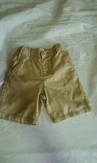 Maong pants (brown)
