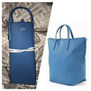 Authentic Lacoste Vertical Tote Bag (2-way)