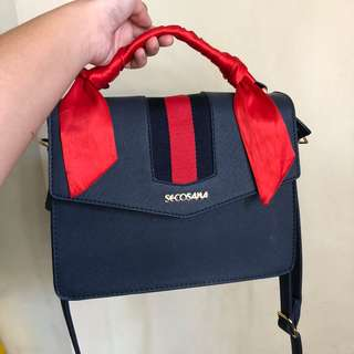 Secosana Gucci Inspired Sling Bag