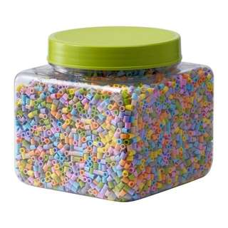Ikea Pyssla Beads - Pastel and assorted colours