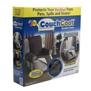 Single couch cover