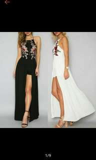 Women Summer Long Dress Evening Party Beach Dressess.