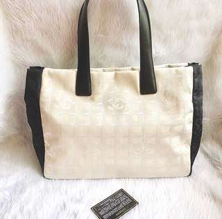 Chanel tote travel line