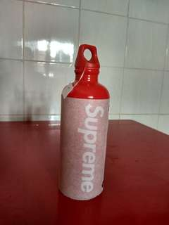 Supreme Sigg Water Bottle