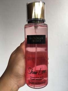 Victoria Secret Fragnance Mist