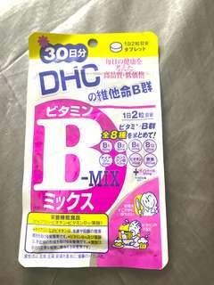 🚚 DHC維他命B群