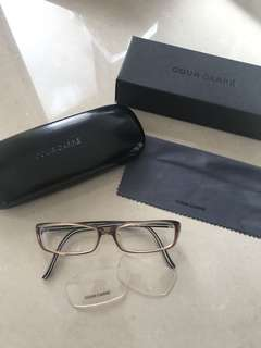 Designer Cour Carre Prescription Glasses Frame