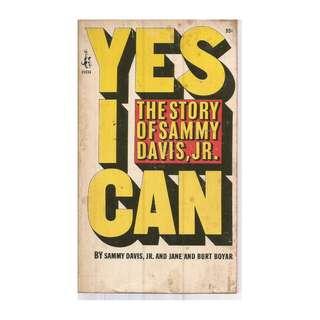 Sammy Davis Jr. & J&B Boyar - Yes I Can (the story of Sammy Davis Jr)