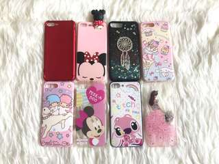 Soft Case For Iphone 7 Plus ( All New )