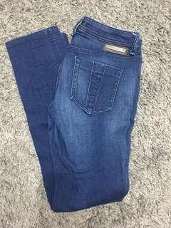 Burberry skinny jeans size 27