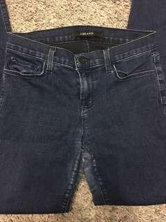 Jbrand skinny jeans blue size 27