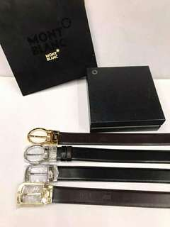 Sale! Mont Blanc Belt