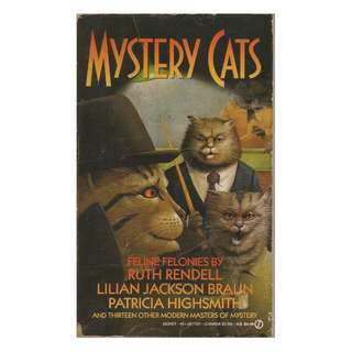 Ruth Rendell - Mystery Cats