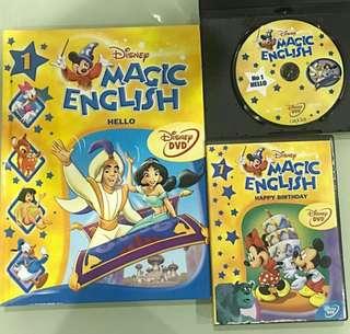 Grolier Disney Magic