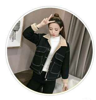 Ladies demin jacket
