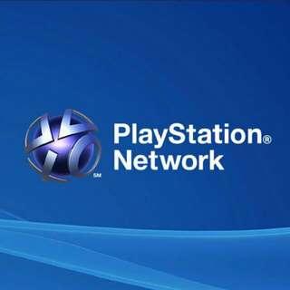 PSN (PlayStation Network) Card [All Regions]