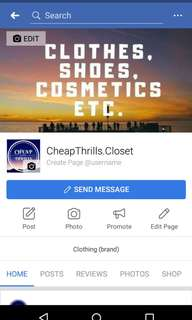 CheapThrills.Closet