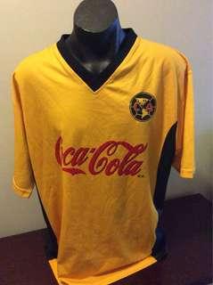 Vintage ClubAmerica soccer team jersey old school retro