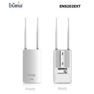 Outdoor Wireless Access Point; 2.4 GHz Removable Antennas