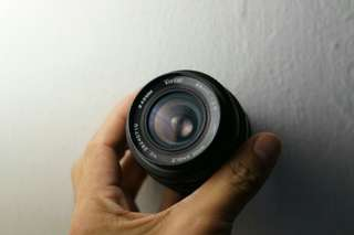 Vivitar 28mm f2.8 wide lens for e mount
