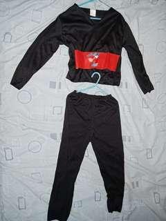 Kids Costume size M sf included w/in metro manila