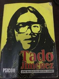 Nag-iisa Lang Ako 3 Tado Jimenez (PSICOM BOOK)