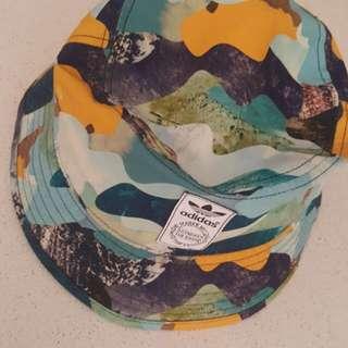 Adidas Mountain camo bucket hat cap
