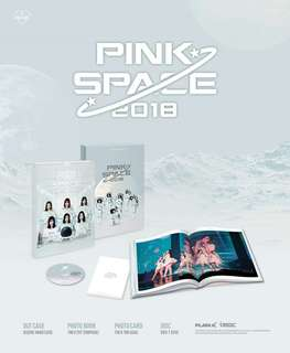 APINK-2018 Pink Space Concert [DVD]
