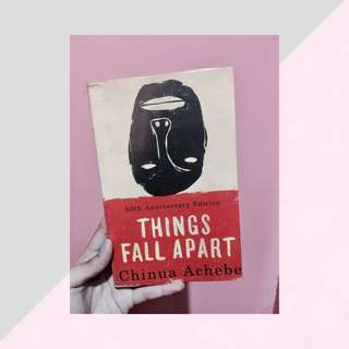 Preloved | Things Fall Apart