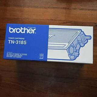 Genuine Brother Toner Cartridge TN-3185