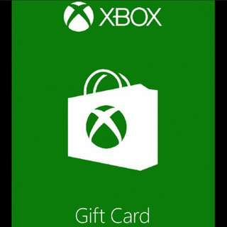 🚚 XBox Live Gift Card [All Regions]