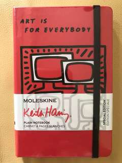MOLESKINE Special Edition notebook