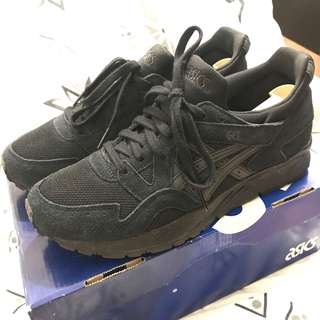 Asics Gel Lyte V Triple Black