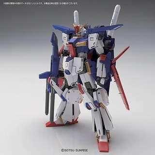 "[JUN 18 DELIVERY] MG198 MSZ-010 ZZ Gundam ""Ver.Ka"""
